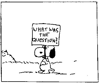snoopy question
